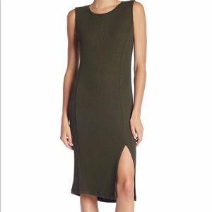 Catherine Malandrino Knit Midi Dress